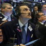 Wall Street has rollercoaster day as hope and scepticism collide
