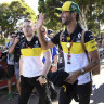 'I'm due': Daniel Ricciardo optimistic ahead of Australian Grand Prix