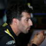 How another Aussie champion helped Ricciardo recover from horror start with Renault