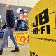JB Hi-Fi has reaffirmed its sales guidance.