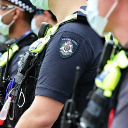 Teenager fights for life after stabbing in North Melbourne