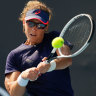 Free of expectation Sam Stosur determined to enjoy the Open