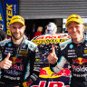 Red Bull Holden's van Gisbergen triumphs at Bathurst