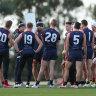 Demons ready to embrace hub challenge: Goodwin