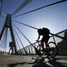 Is the boom in bike lanes riding on the pandemic?