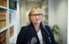 Children's Court president Amanda Chambers