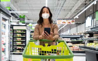 The COVID-19 pandemic has changed the way we shop and what we buy.