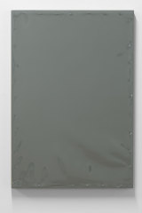 Ian Burn, <i>Grey Reflex</i>, 1966-67 in<i>Paintings amongst other things</i> at ANCA Gallery.