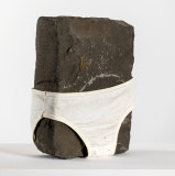 Linda Marrinon, 'Rock with underpants', 1992,
