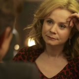 A middle-aged woman in the grip of a fierce sexual momentum: Emily Watson in Apple Tree Yard