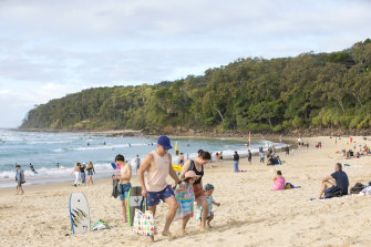 Noosa on Friday considered the multibillion-dollar costs of rising sea levels on beach erosion and rising tides. Its second report is now open to community consultation before going to the Queensland government.