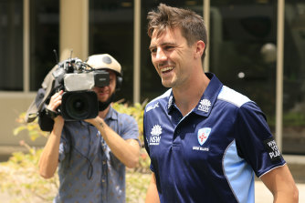 Pat Cummins continues to feature heavily in discussions about Australia's next Test skipper.