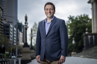 State Opposition Leader Matthew Guy supports diversity among Liberal Party candidates.