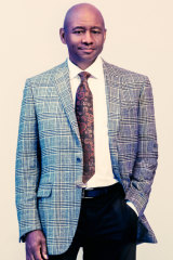 Branford Marsalis exudes a cavalier swagger.