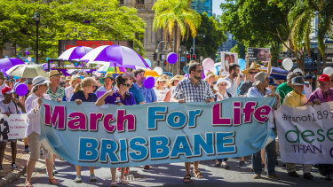 Abortion remains an important issue for many Queensland voters.