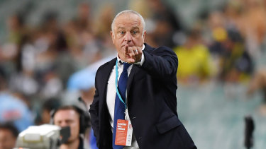 Sydney boss Graham Arnold is confident his team is the best in A-League history.