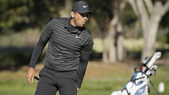 Jason Day falls just short of victory at Pebble Beach