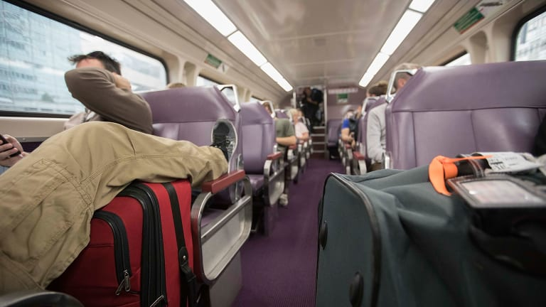 Transport for NSW's own research shows passengers prefer reversible seats on the state's trains.