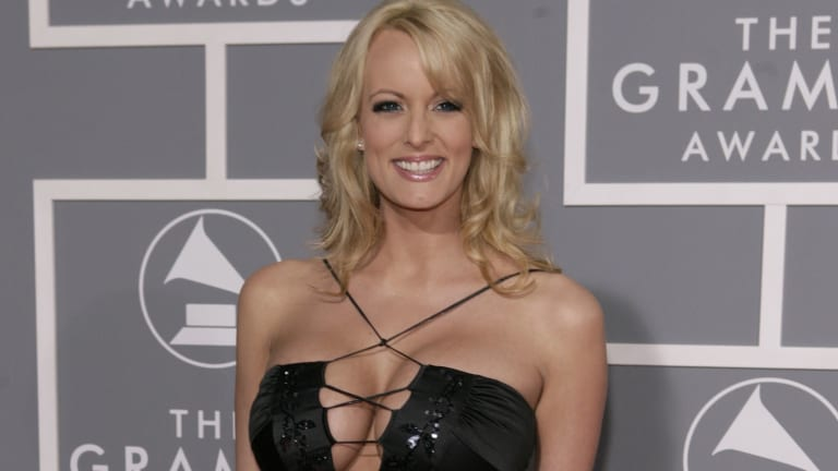 Stormy Daniels claims the hush agreement she signed is void because Donald Trump never signed it himself.