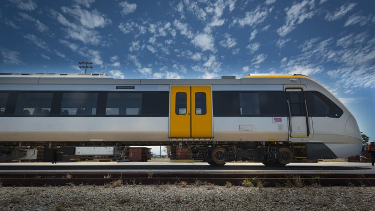 The New Generation Rollingstock trains have come under criticism.