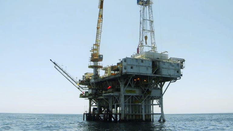 Platform Holly, an oil drilling rig off California, has   been decommissioned yet the Trump Administration wants to ramp up drilling off California.