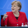 'We can afford a little audacity': Angela Merkel reopens Germany