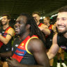 4 Points: Fine margin means the world to Essendon
