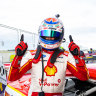 Coulthard ends winless spell in chaotic Supercars contest
