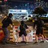 Second Hong Kong teen injured by gunfire
