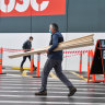 DIY projects boost Bunnings as Wesfarmers' online sales soar