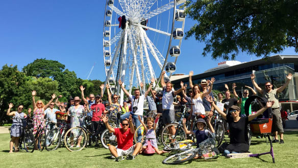Cycling group calls for optional bike helmets in Qld