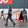Bunnings owner pushes for shutdown exemption as 168 stores set to close