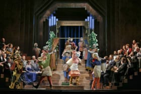 One of Hitler's favourite operas gets standing ovation