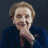 'There is no room for mediocre women': Madeleine Albright on females and leadership