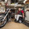 Fined for being legal: When riding while disabled cops a $600 fine
