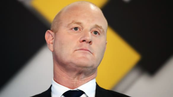 'Others can judge me': Narev bows out after mixed tenure