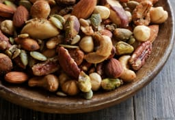 The unexpected incentive for men to snack on nuts