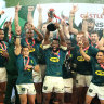Rugby Championship avoids COVID chaos after Springboks false positive
