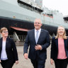 Drones to become the new naval mine hunters under Morrison pledge