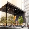 'A meeting place': Steel canopy to stretch over Circular Quay plaza