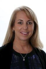 Beth Parkin, Lifeline Australia's Executive Director of Service Design and Delivery.