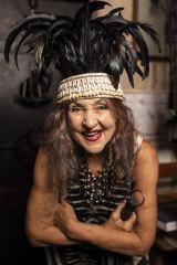 Gretel Pinniger, also known as Madame Lash.
