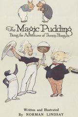 "Norman Lindsay's ""The Magic Pudding"" (1918)"