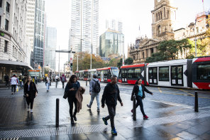 The NSW Auditor-General has criticised the government's handling of the CBD Light Rail.