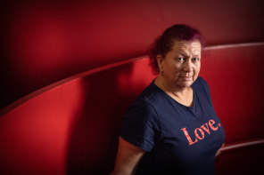 Dorothy Armstrong said prison didn't helped her, it only harmed her.