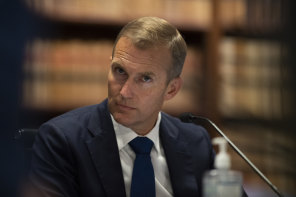 NSW Minister for Planning Rob Stokes.