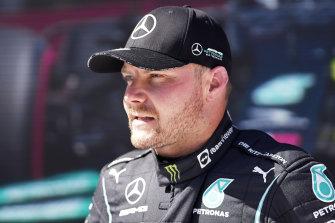 Valtteri Bottas is leaving Mercedes.