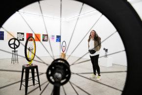 Natalie Thomas at Gertrude Contemporary.