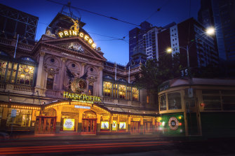 Harry Potter and the Cursed Child could be back on stage in Melbourne as early as February.
