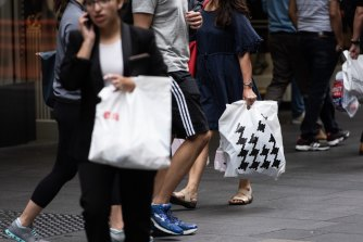 The nation's consumers have propelled the strong economic rebound.